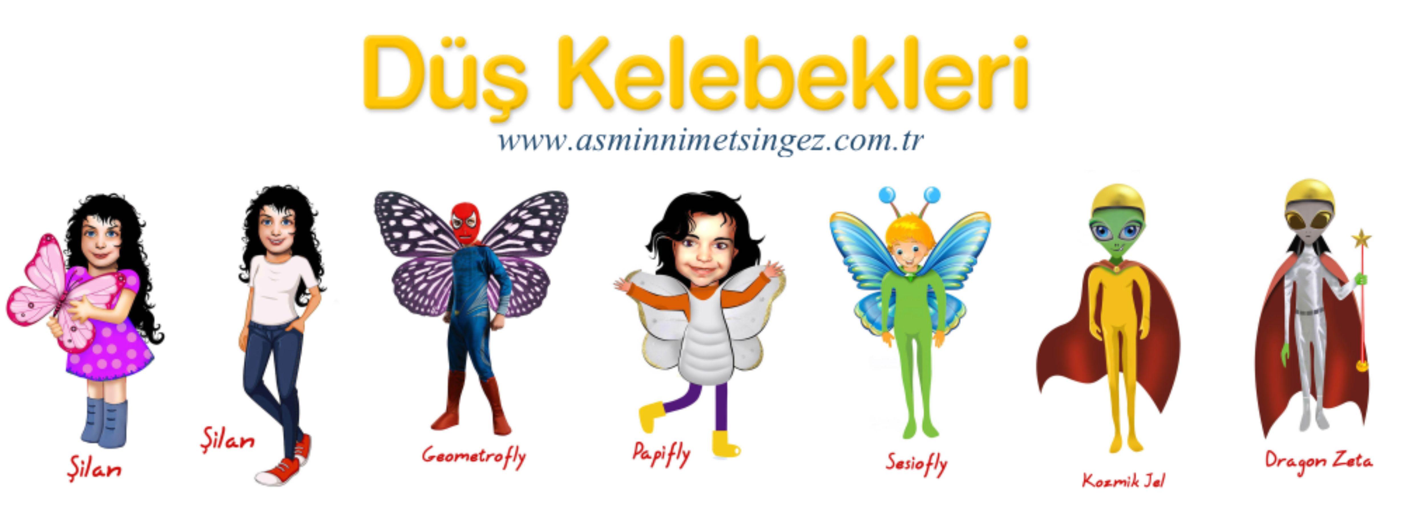düş kelebekleri ailesi foto